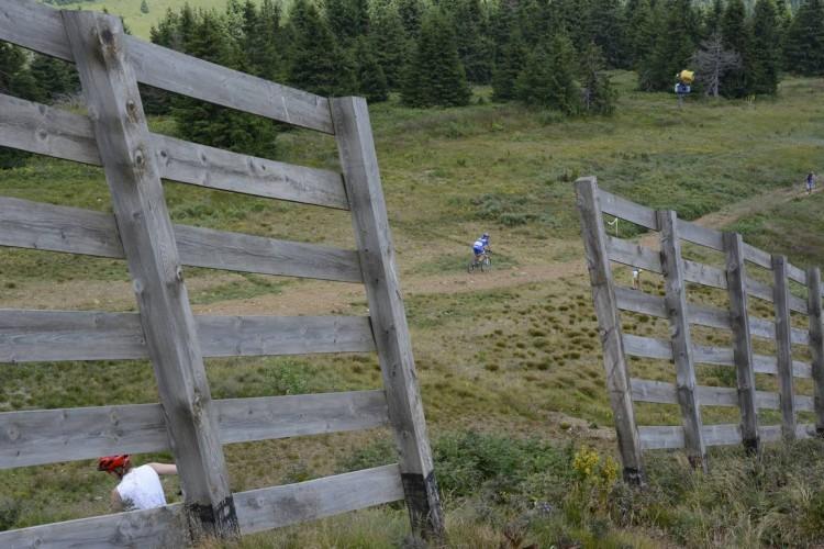 Na sve strane, trail race